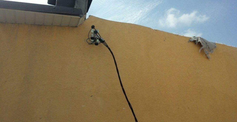 Замена вводного кабеля